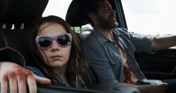 "Hugh Jackman and Dafne Keen star in ""Logan,"" the newest and final Wolverine film. Photo courtesy highsnobiety."