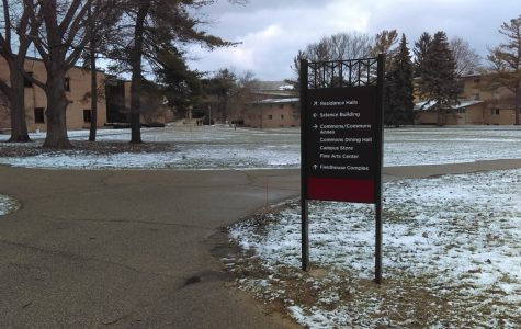 New campus signs promote hospitality and navigational ease for visitors