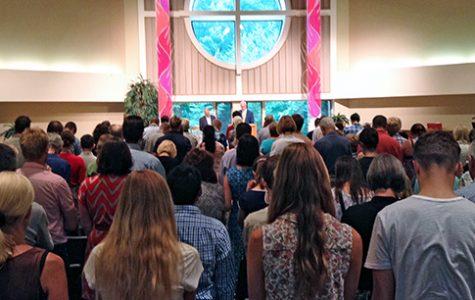 Looking at local churches: Christ Church