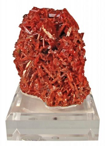 Mineral spotlight: Crocoite
