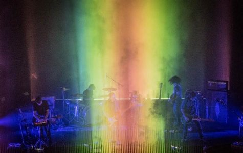 Explosions in the Sky concert ignites the CFAC Auditorium