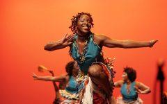 Muntu Theater visits Calvin