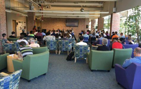 Faculty join students in DACA debate