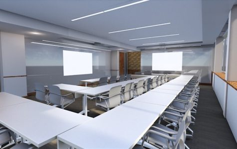 Innovative classrooms coming soon