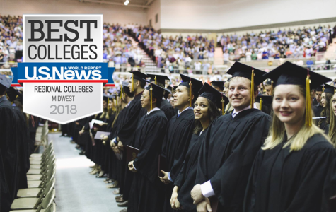 Calvin College ranked #1 in midwest