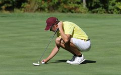 Men's golf atop MIAA standings