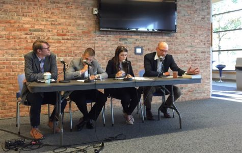 Constitution series debates political polarization