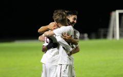 Men's soccer shuts out Olivet 8-0