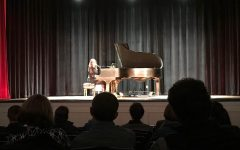 Calvin alumna performs in GR