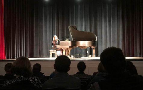 Calvin alumna performs in GR
