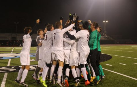 Men's soccer advances to NCAA tournament
