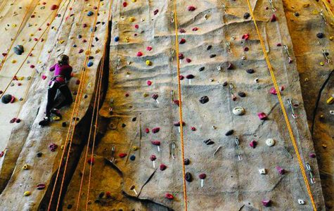 The Calvin rock wall: A gripping history