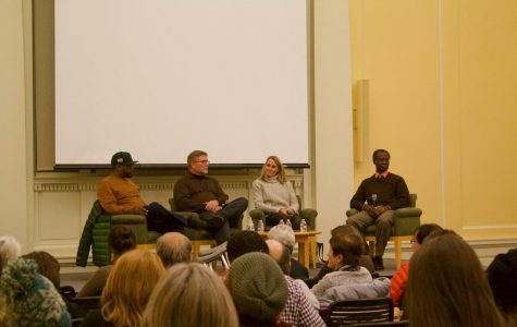 Gentrification panel speaks at GRPL