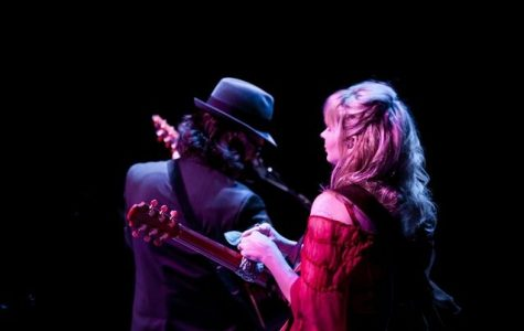 Over the Rhine brings Christmas to Calvin