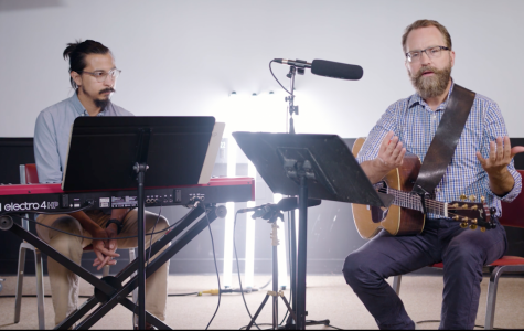 New video series aims to fill hymnal void