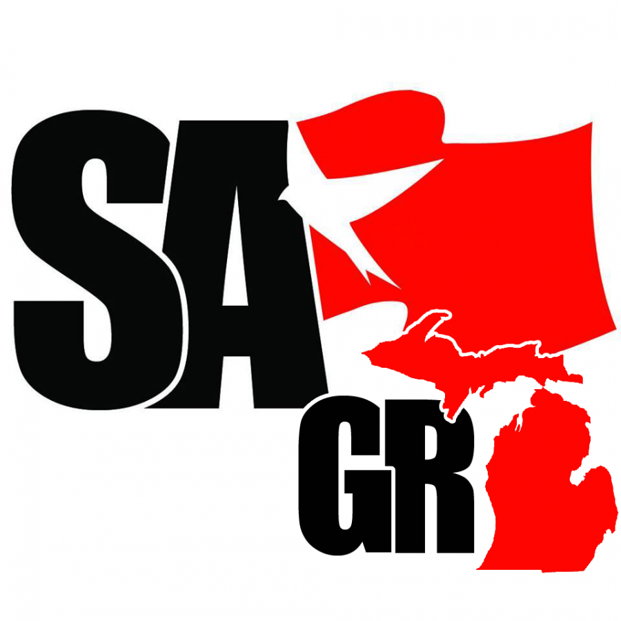 The+Socialist+Alternative+is+committed+to+fighting+exploitation+and+injustice.+Photo+from+the+Socialist+Alternative+-+Grand+Rapids+Facebook+page.