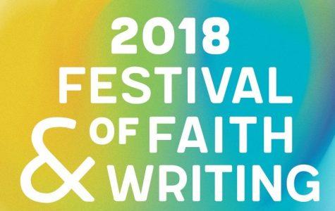 Festival of Faith & Writing previews authors