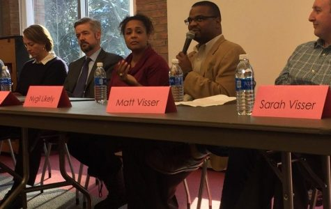 Calvin staff form panel on relationships