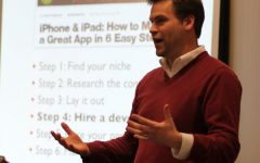 Calvin alumnus 'fell into' career as virtual teacher