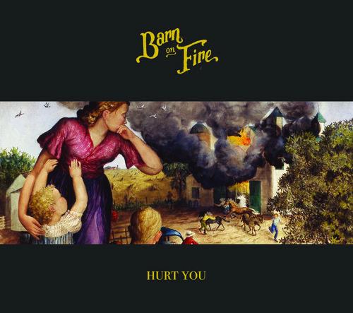 Photo courtesy Barn on Fire
