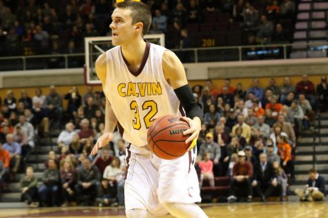 Hope defeats Calvin in rivalry basketball game