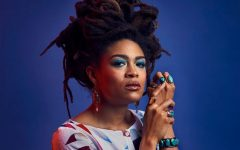 Valerie June dazzles on Valentine's Day