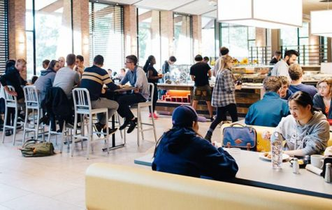 Dining halls introduce recyclable to-go boxes and more