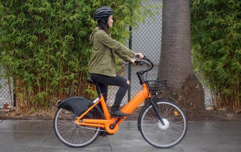 Calvin gives bike sharing another SPIN