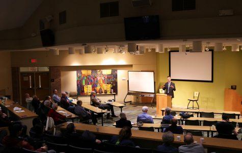 Tuininga explores Calvin's 'Two Kingdom' theology in new book