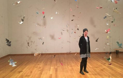 'Remembrances' begins run in the Center Art Gallery