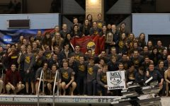 Men's and women's swimming & diving claim MIAA championships