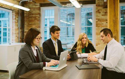 Business department launches new majors, entrepreneurship minor