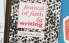 Festival authors: bringing a history of conversation