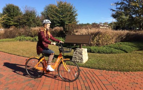 SPIN bike share offers easy commute and community fun