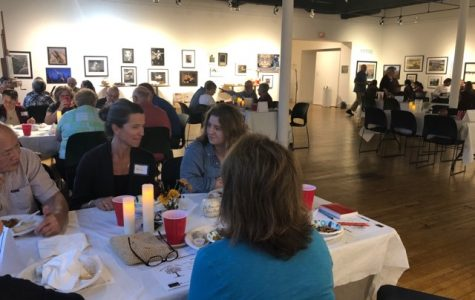 Calvin students attend interfaith dinner