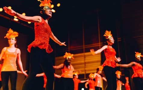 History of dance on Calvin's campus