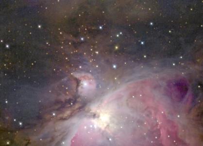 Observatory Corner: Nebulae