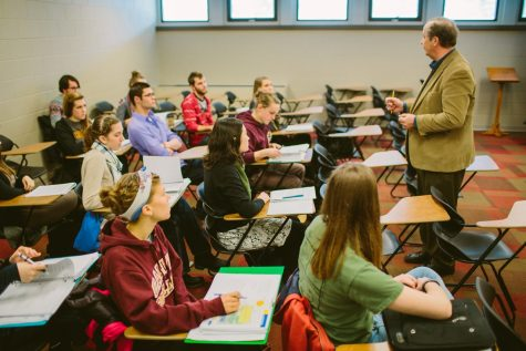 Religion courses expand horizons for students of all or no religious backgrounds