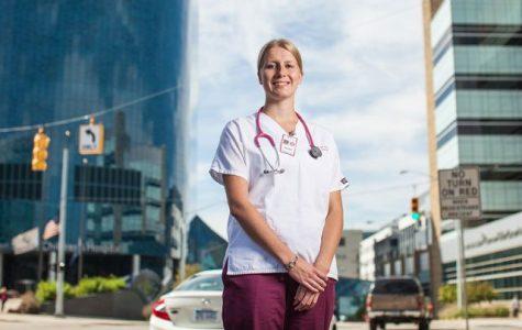 Hospitals prefer Calvin nursing grads