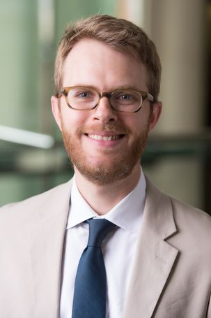 Professor Jesse Holcomb began teaching at Calvin College the spring of 2017.