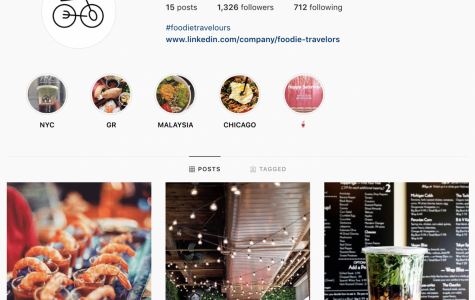 """""""Foodietravelours"""": Esther Ryou, senior, starts food marketing business"""