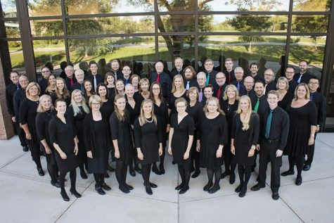Calvin College Alumni Choir allows grads to sing with a national reputation