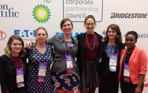 Society for Women Engineers generates gender diversity in engineering