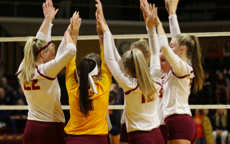 Volleyball finishes second in nation