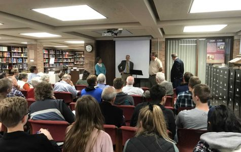 Reformation panel discusses Dutch Bibles on 501st anniversary
