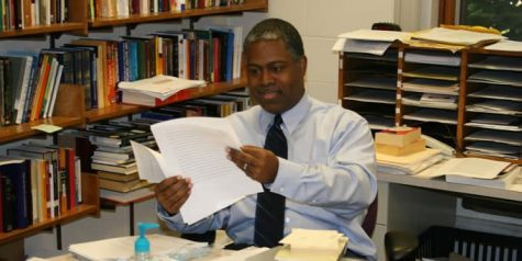 """Heralding Africa's Redemption"": history professor working on book"