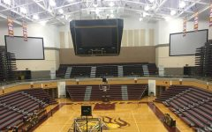 Fans absent at Calvin basketball games