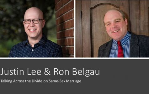 Sexuality Series hosts gay Christians with differing views on same-sex marriage