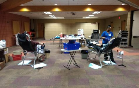 Heavy snow perpetuates blood shortages across Michigan