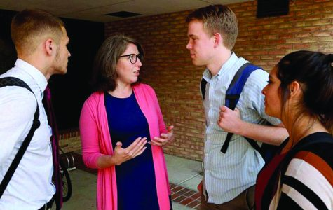 Calvin College Democrats give students experience in productive political dialogue